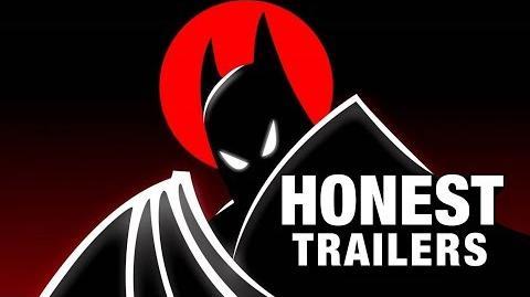Honest Trailer - Batman: The Animated Series