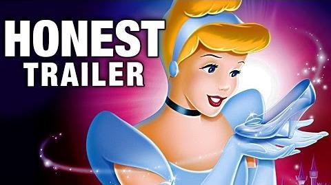 Honest Trailer - Cinderella (1950)
