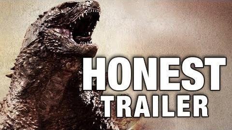 Honest Trailer - Godzilla (2014)