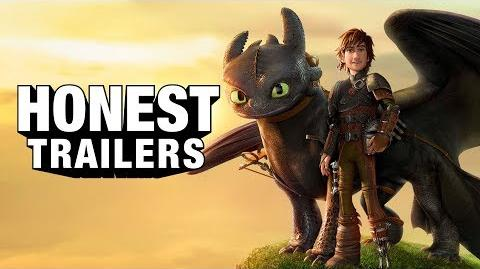 Honest Trailer - How to Train Your Dragon
