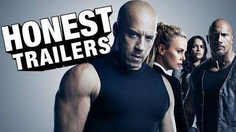 Honest Trailer - Fate of the Furious