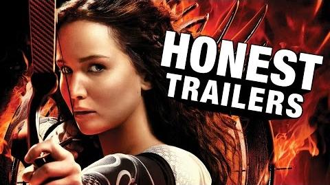 Honest Trailer - The Hunger Games: Catching Fire