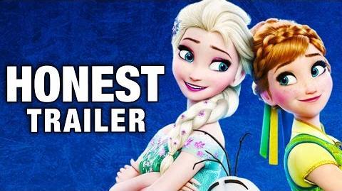 Honest Trailer - Frozen Fever