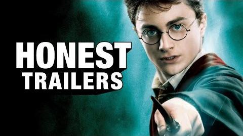 Honest Trailer - Harry Potter