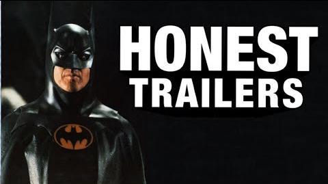 Honest Trailer - Batman (1989)