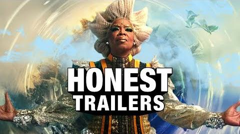 Honest Trailer - A Wrinkle in Time