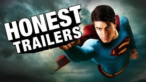 Honest Trailer - Superman Returns