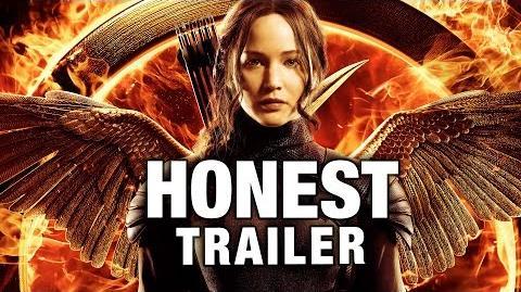 Honest Trailer - The Hunger Games: Mockingjay Part 1