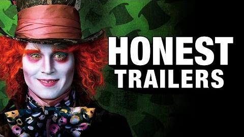 Honest Trailer - Alice in Wonderland (2010)