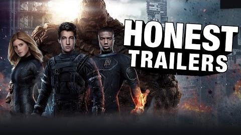 Honest Trailer - Fantastic Four (2015)