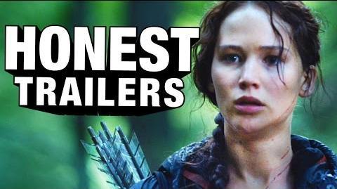Honest Trailer - Hunger Games