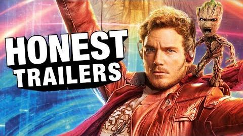Honest Trailer - Guardians of the Galaxy 2