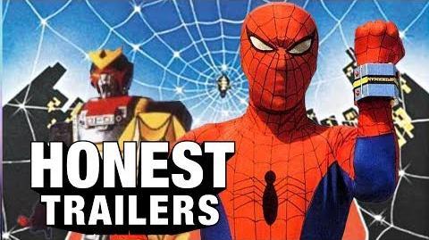 Honest Trailer - Japanese Spider-Man (Supaidaman)