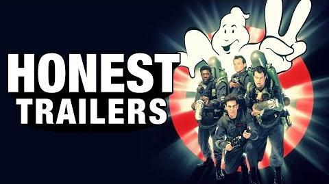 Honest Trailer - Ghostbusters 2