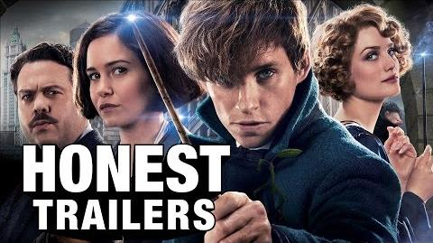 Honest Trailer - Fantastic Beasts & Where to Find Them