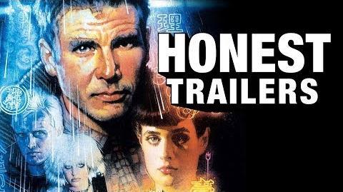Honest Trailer - Blade Runner