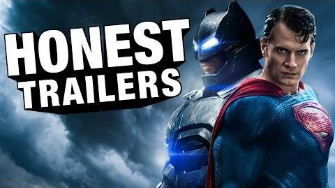 Honest Trailer - Batman v. Superman: Dawn of Justice