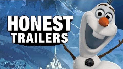 Honest Trailer - Frozen