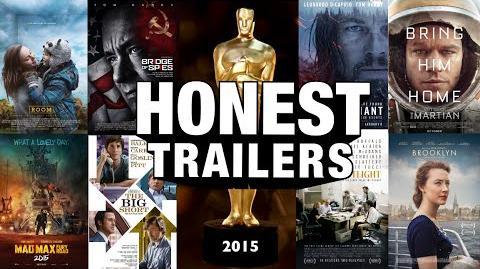 Honest Trailer - The Oscars