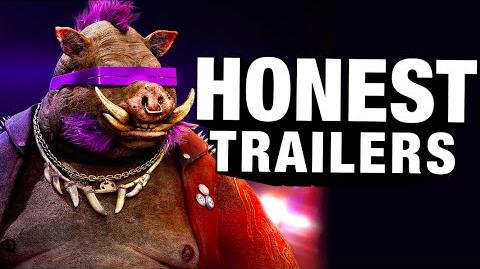 Honest Trailer - Teenage Mutant Ninja Turtles: Out of the Shadows