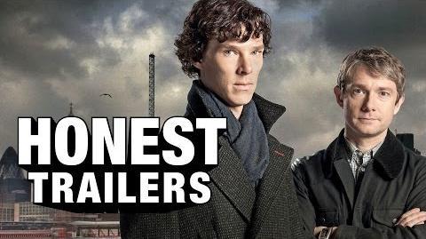 Honest Trailer - Sherlock (BBC)