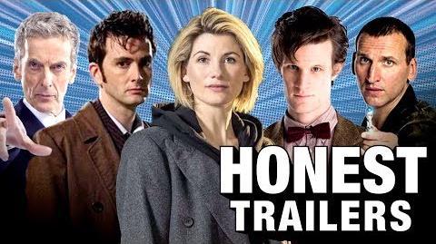Honest Trailer - Doctor Who (Modern)
