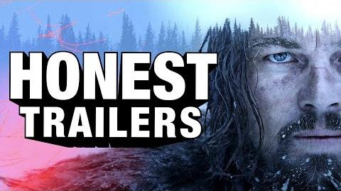 Honest Trailer - The Revenant