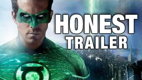 Honest Trailer - Green Lantern