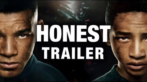 Honest Trailer - After Earth