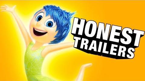 Honest Trailer - Inside Out
