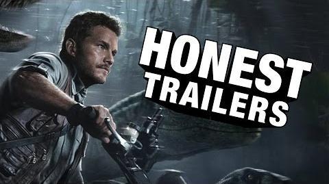 Honest Trailer - Jurassic World
