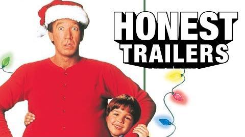 Honest Trailer - The Santa Clause