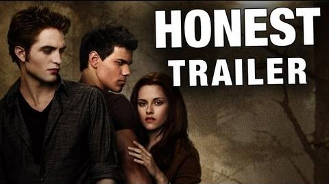 Honest Trailer - The Twilight Saga: New Moon