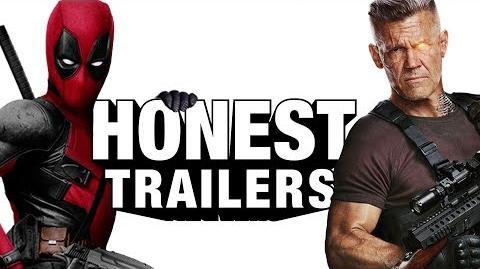Honest Trailer - Deadpool 2
