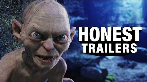 Honest Trailer - The Lord of the Rings