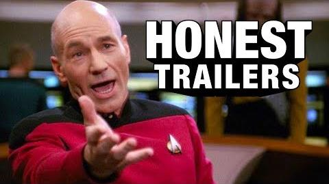 Honest Trailer - Star Trek: The Next Generation