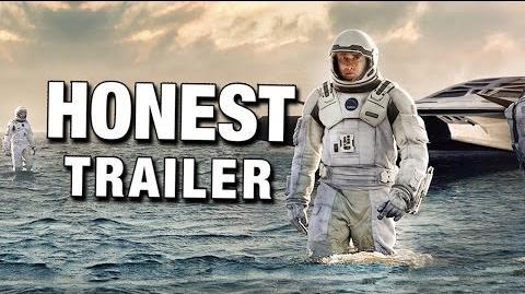 Honest Trailer - Interstellar