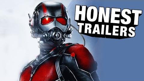 Honest Trailer - Ant-Man