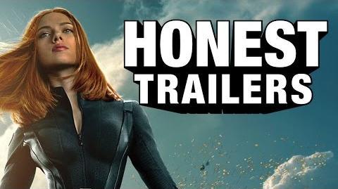 Honest Trailer - Captain America: The Winter Soldier