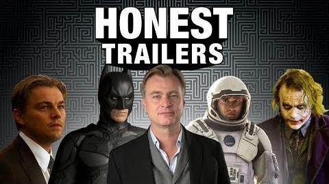 Honest Trailer - Every Christopher Nolan Movie