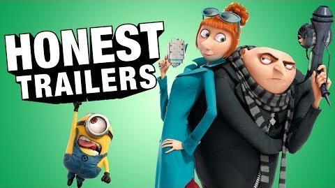 Honest Trailer - Despicable Me 1 & 2
