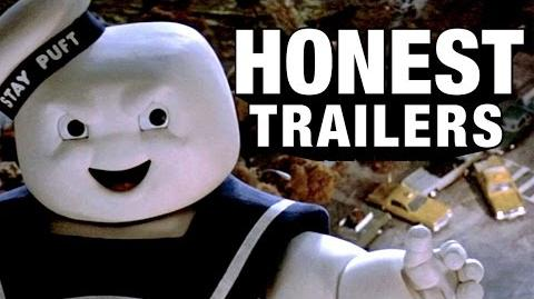 Honest Trailer - Ghostbusters