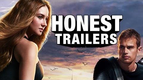 Honest Trailer - Divergent
