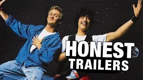 Honest Trailer - Bill & Ted's Excellent Adventure