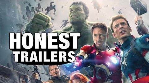 Honest Trailer - Avengers: Age of Ultron