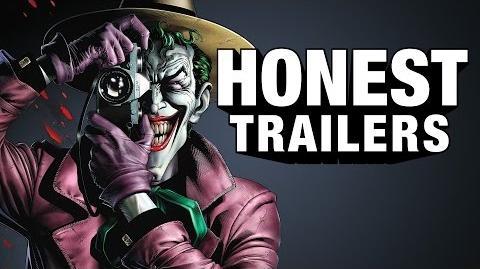 Honest Trailer - Batman: The Killing Joke