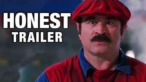 Honest Trailer - Super Mario Bros.