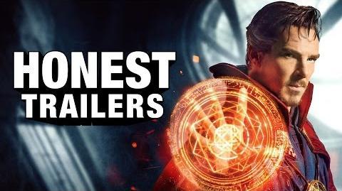 Honest Trailer - Doctor Strange