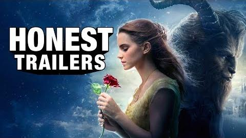 Honest Trailer - Beauty and the Beast (2017)
