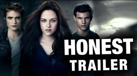 Honest Trailer - The Twilight Saga: Eclipse